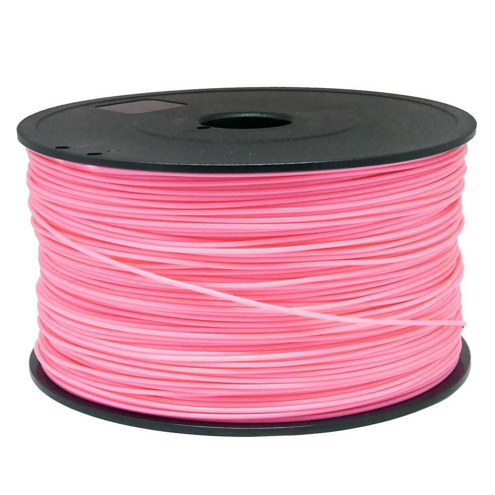 abs filament f r 3d drucker printer 1 75 mm 1kg spule trommel rolle in pink ebay. Black Bedroom Furniture Sets. Home Design Ideas