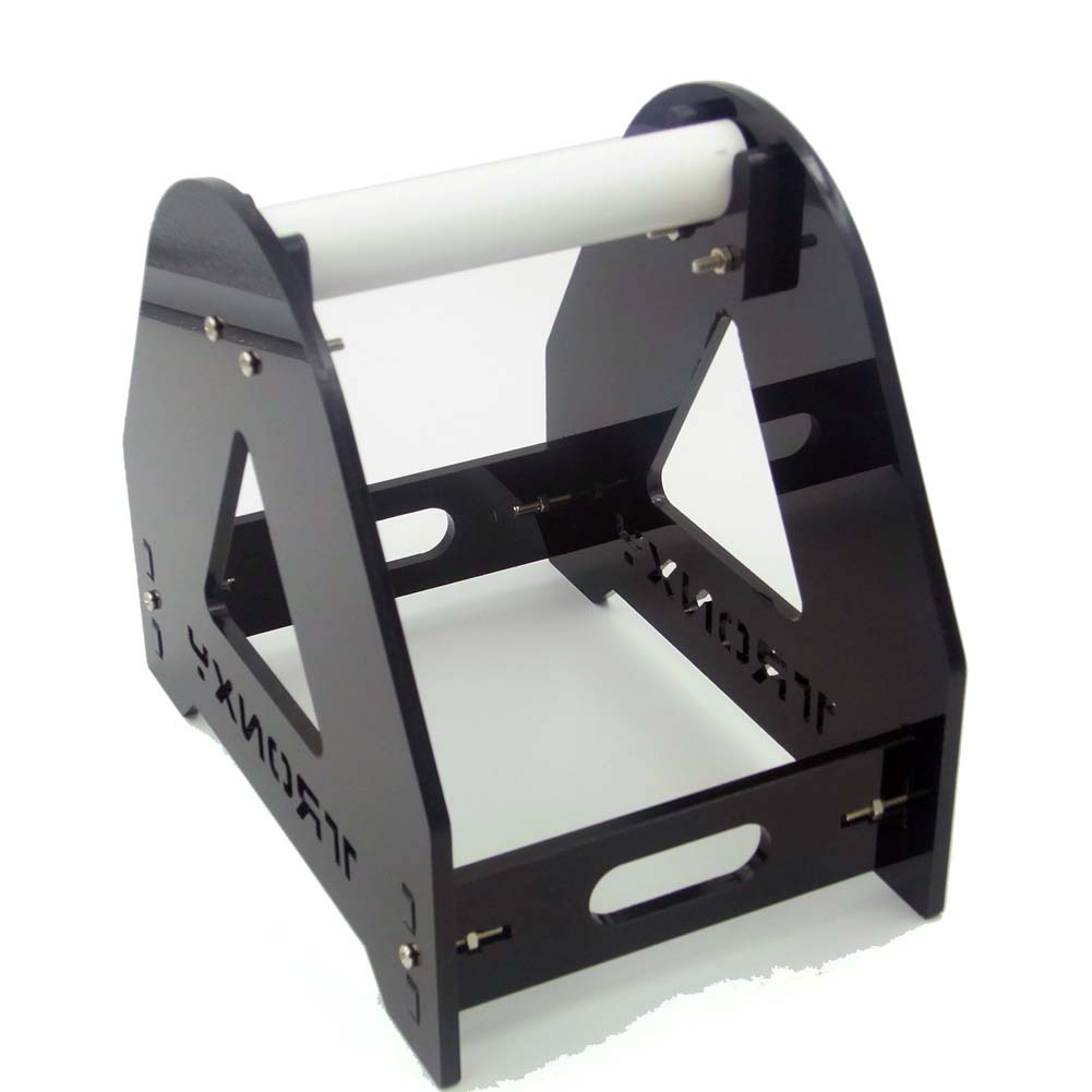 3d Printer Filament Spool Holder Stand Rack Wall Mount Or