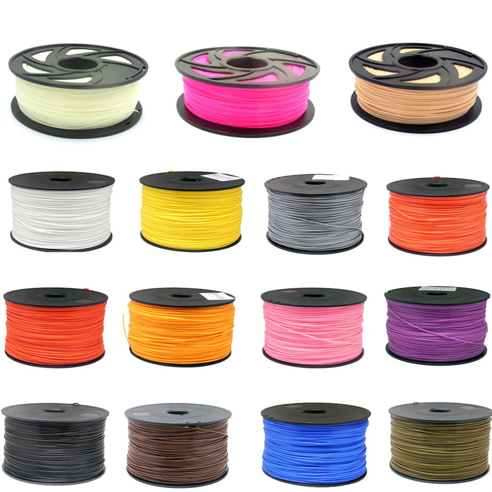 3d drucker abs filament rolle 1kg ebay. Black Bedroom Furniture Sets. Home Design Ideas