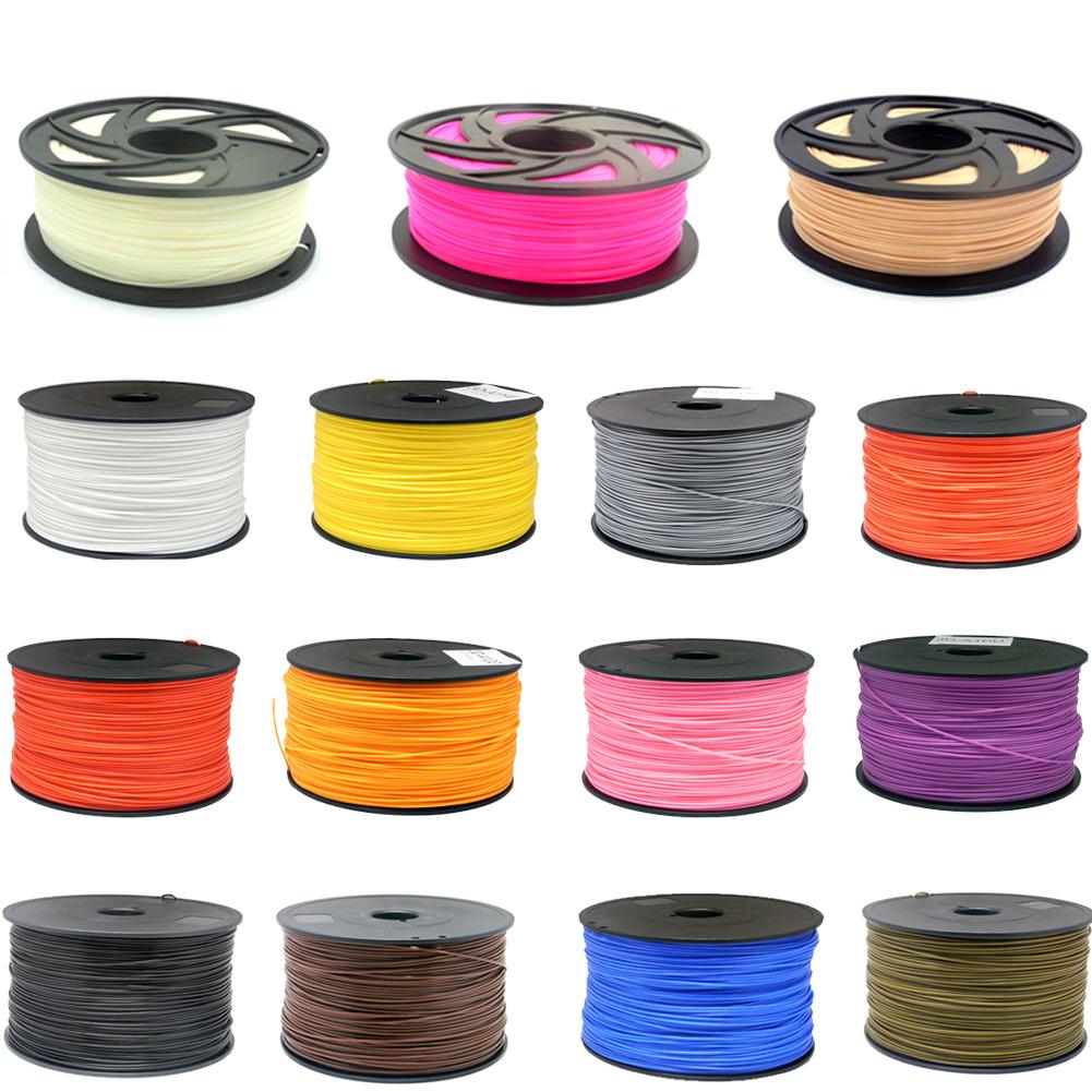 3d drucker pla abs 3mm printer filament spule trommel 1kg ebay. Black Bedroom Furniture Sets. Home Design Ideas