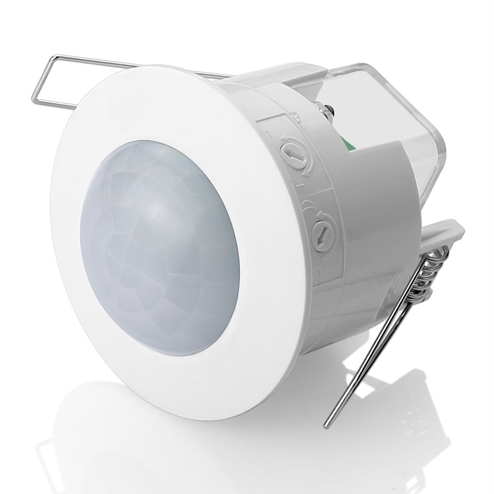 360 U00b0 Mini Infrared Motion Sensor Recessed Pir Ceiling