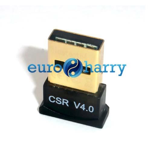 Mini Usb Bluetooth 2 0 Adapter Dongle For Pc Laptop Win Xp: Mini Bluetooth 4.0 V4.0 + HS Nano USB 2.0 Stick Dongle BT